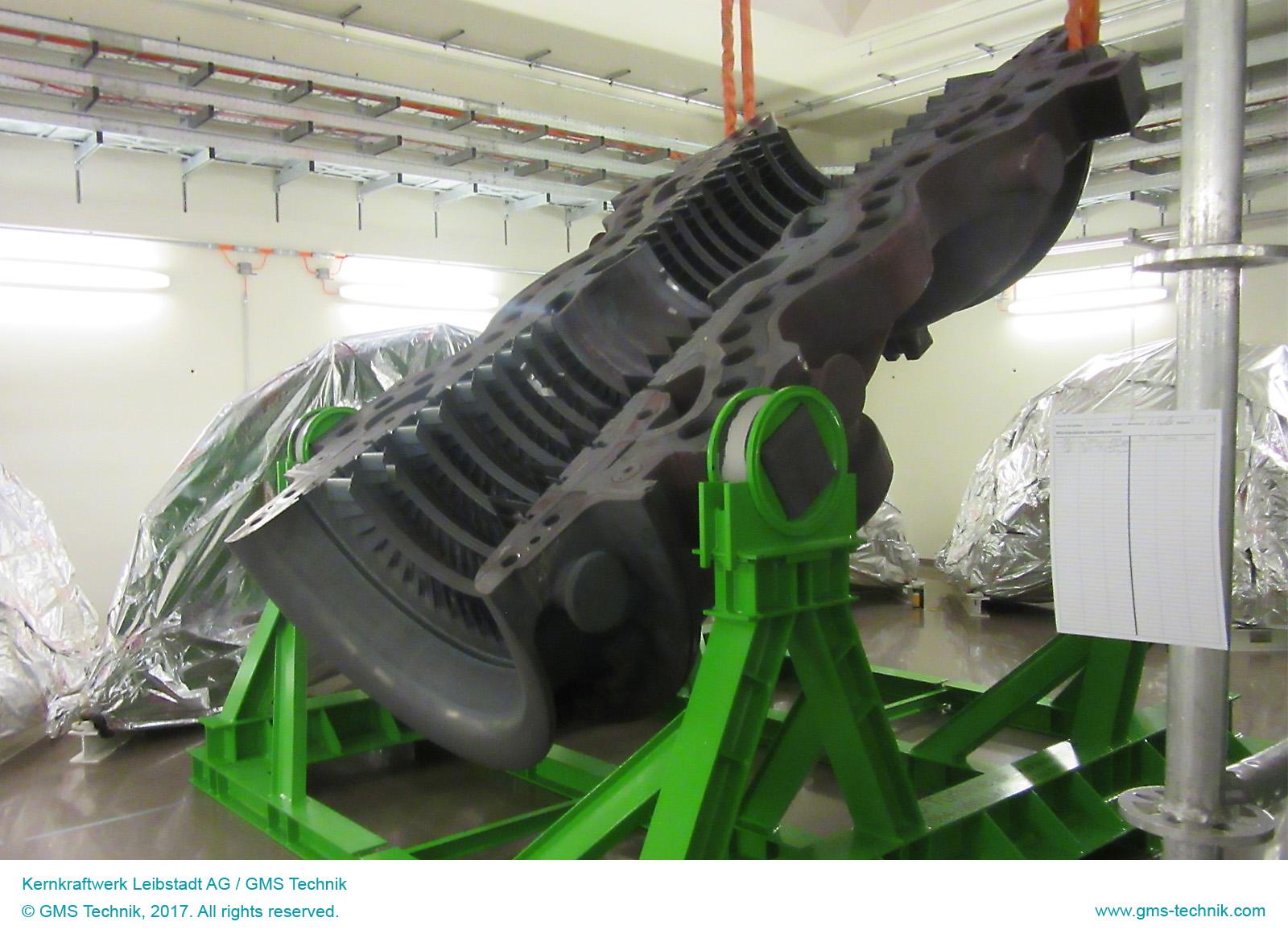 OEM GMS, Kernkraftwerk Leibstadt AG