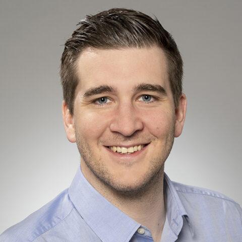 Marco Wyss , Ingenieur Maschinenbau, stellvertretender Geschäftsführer GMS Technik