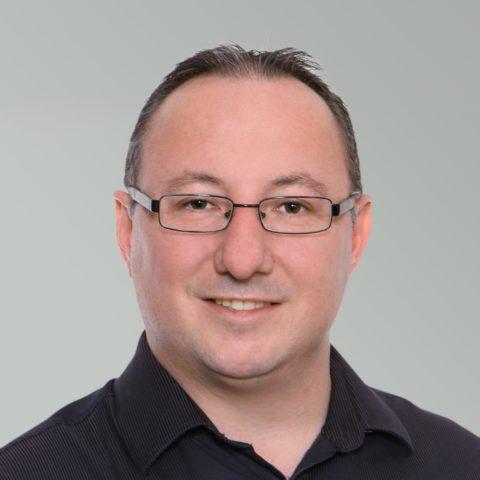 Roger Ferrarese , Design Engineer GMS Technik